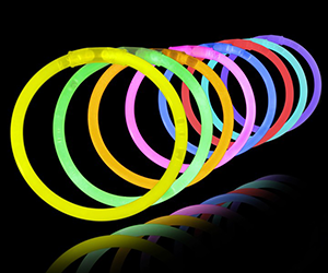 Glow in the Dark Stick Bracelets