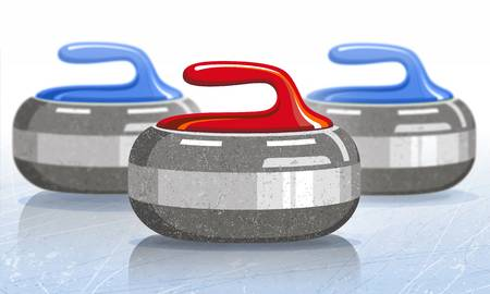 curlingrockillustration